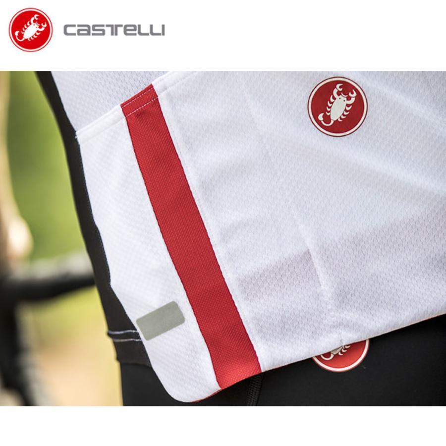 【即納】[8%OFF]CASTELLI カステリ 18010 エントラータ 3 半袖ジャージ/サイクル 自転車|cyclistanet|05