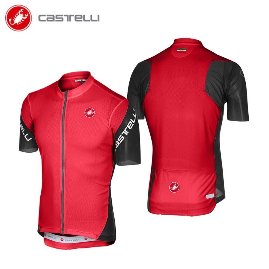 【即納】[8%OFF]CASTELLI カステリ 18010 エントラータ 3 半袖ジャージ/サイクル 自転車|cyclistanet|07
