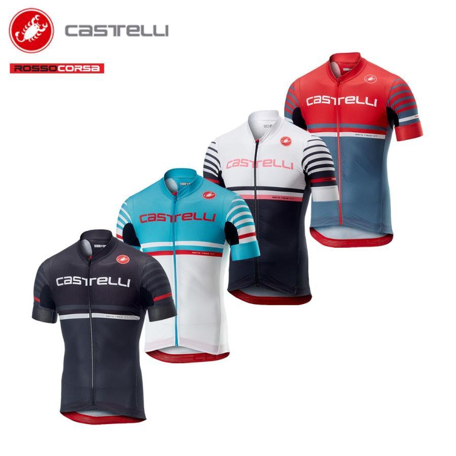 【即納】[20%OFF]CASTELLI/カステリ 19011 フリー AR 4.1 半袖ジャージ/サイクル 自転車|cyclistanet