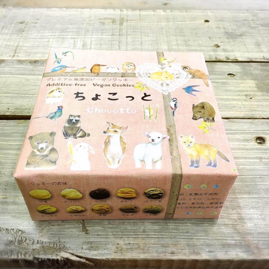 プレミアム無添加ビーガンクッキーちょこっとギフトS|cyoimaru|06
