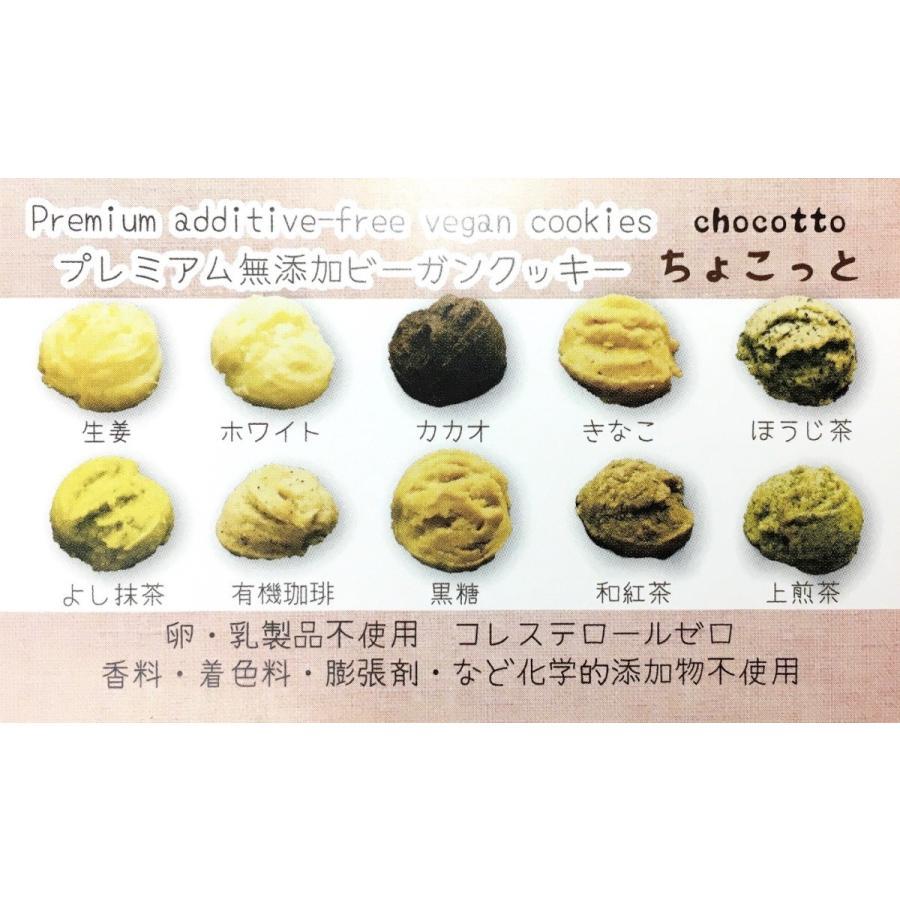 プレミアム無添加ビーガンクッキーちょこっとギフトS|cyoimaru|09