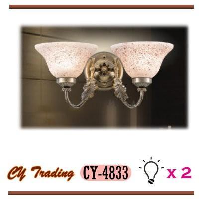 ブラケット 壁掛け灯 照明器具 激安 オシャレ LED電球付き クラッシク アンティ−ク 玄関 ベッドルーム CY-4833