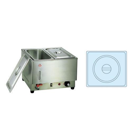 電気フードウォーマー2/3型 KU−304 7-0771-2101