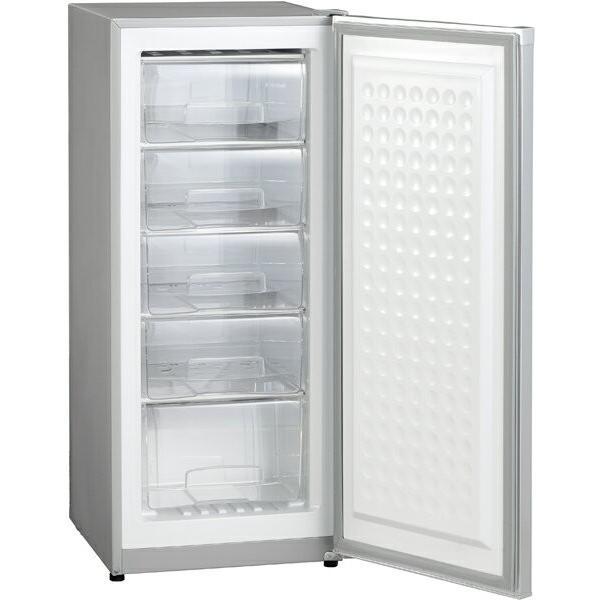 冷凍ストッカー 冷凍庫 MA-6144 519×600×1225 144L 三ツ星貿易 業務用