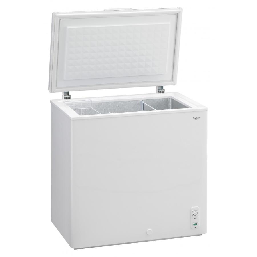 冷凍ストッカー チェスト型冷凍庫 MA-6171A 844×564×837 172L 三ツ星貿易 業務用