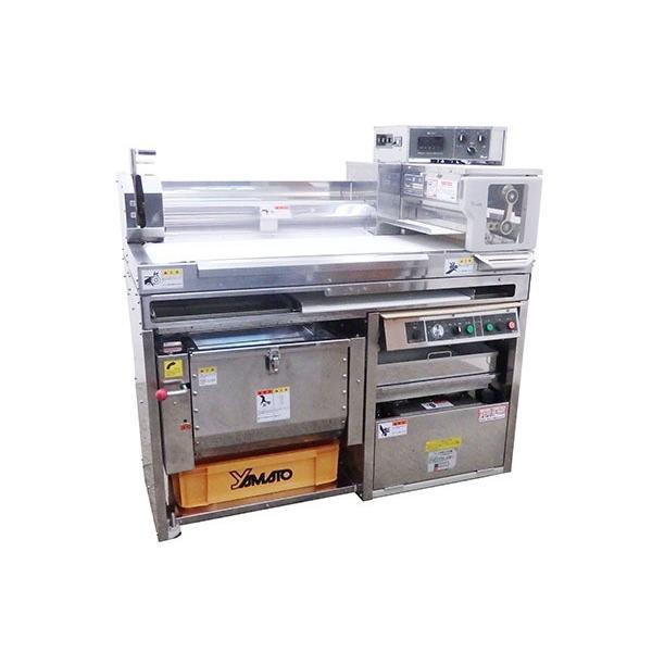 D1229 大和製作所 手打式製麺機 真打 うどん製麺機 S-1284-AS(250〜300食/時間)【中古】