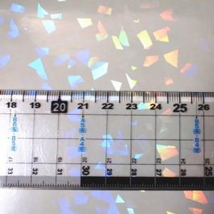 透明ホログラムシート クリスタル 30cm×30cm|d-inform|02