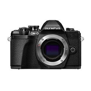 OLYMPUS オリンパス 市場 OM-D E-M10 Mark III 2020 新作 ブラック ボディ デジタル一眼カメラ