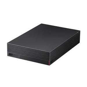 バッファロー 外付け 発売モデル ハードディスク 高級品 HD-EDS6U3-BC 容量:6TB ブラック