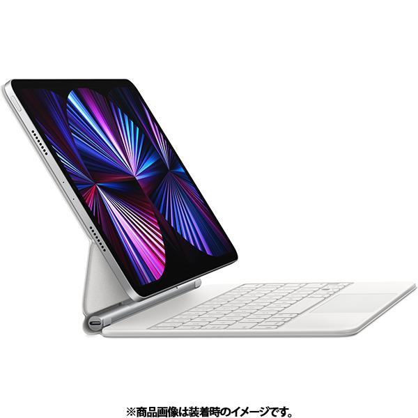 アップル APPLE オンラインショッピング 11インチiPad Pro 第3 2 1世代 10.9インチiPad Air 日本語 トラスト MJQJ3J Magic 用 ホワイト JIS Keyboard 第4世代 A