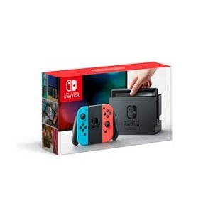 ●Nintendo / 任天堂 Nintendo Switch [ネオンブルー/ネオンレッド](3000円クーポン貼付なし)