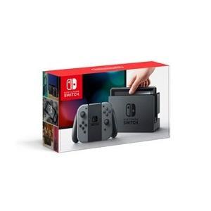 【アウトレット 保証書他店印付品】Nintendo / 任天堂 Nintendo Switch [グレー](3000円クーポン貼付なし)
