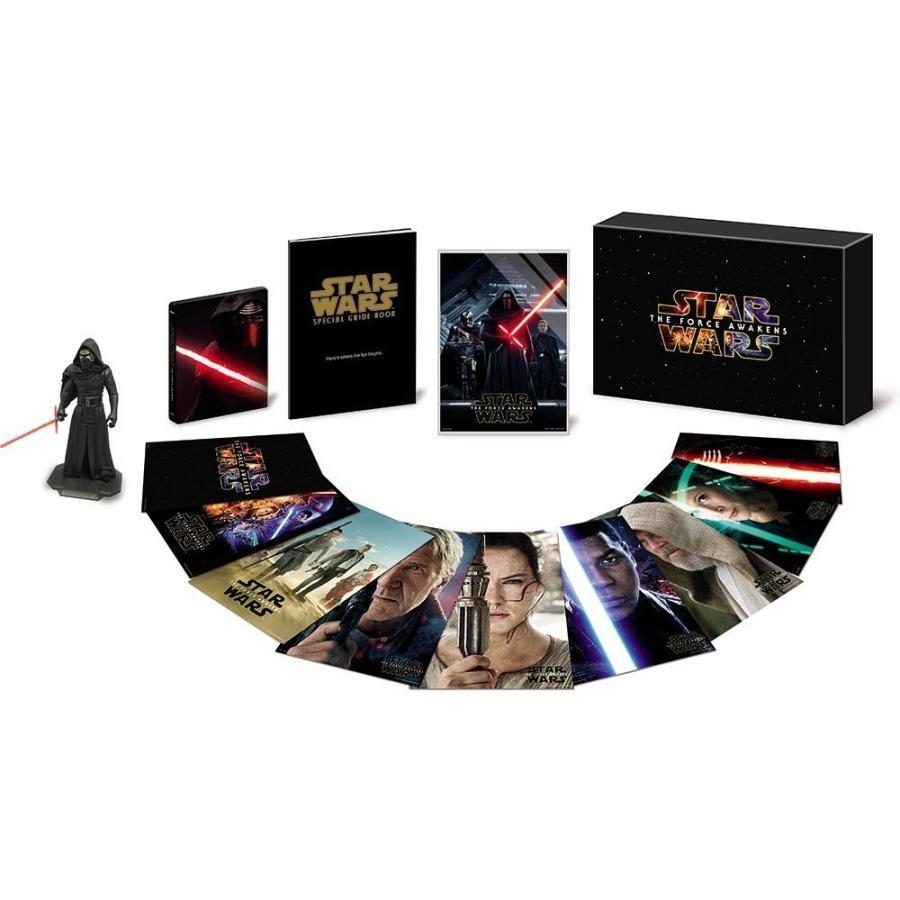 新品 送料無料 スター・ウォーズ/フォースの覚醒 MovieNEXプレミアムBOX ブルーレイ+DVD+デジタルコピー(クラウド対応)Blu-ray PR|d-suizan-p