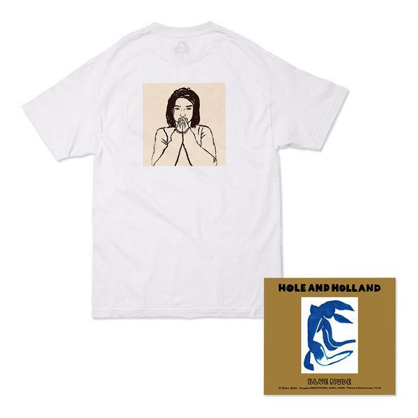 HOLE AND HOLLAND x NAIJEL GRAPH DEBUT PKT TEE 半袖Tシャツ with CD/HOLE AND HOLLAND