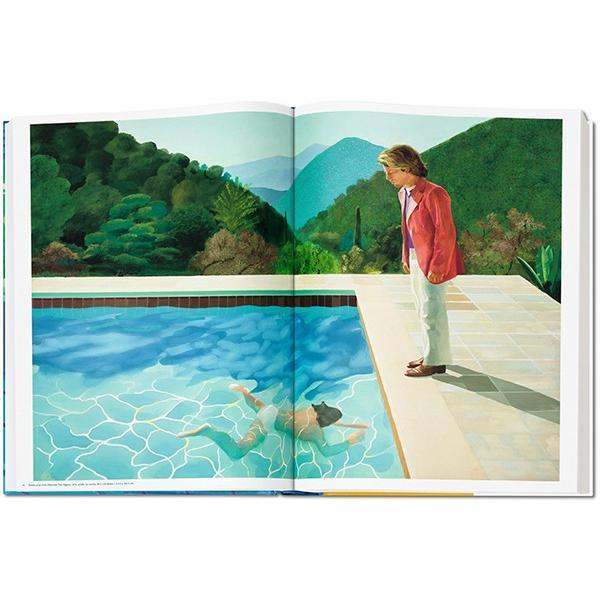David Hockney. A Bigger Book/デイヴィッド・ホックニーのSUMO BOOK|d-tsutayabooks|04