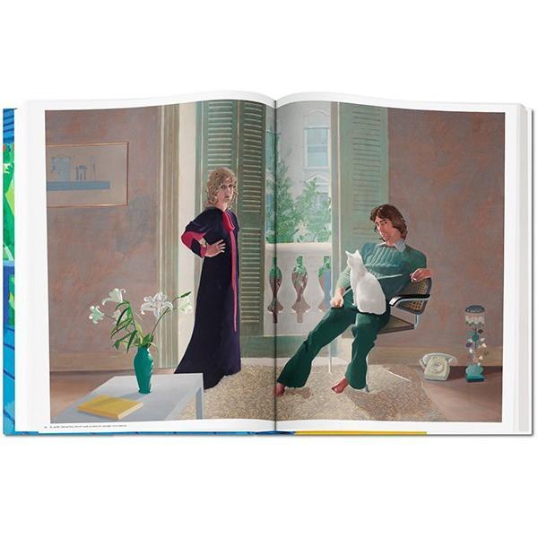 David Hockney. A Bigger Book/デイヴィッド・ホックニーのSUMO BOOK|d-tsutayabooks|05