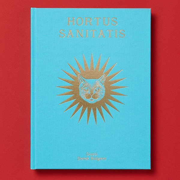 『Hortus Sanitas』 Derek Ridgers (IDEAより発行の GUCCI 限定版書籍)