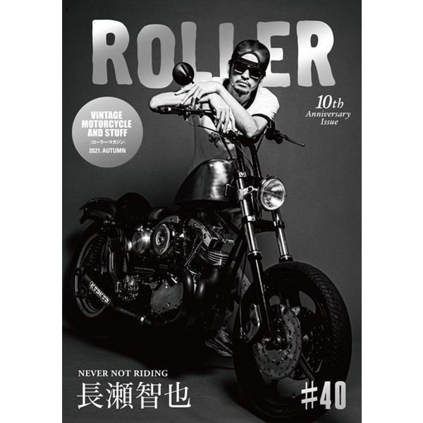 [10月中旬入荷予定] ROLLER Magazine Vol.40 The Second Printing Ver.