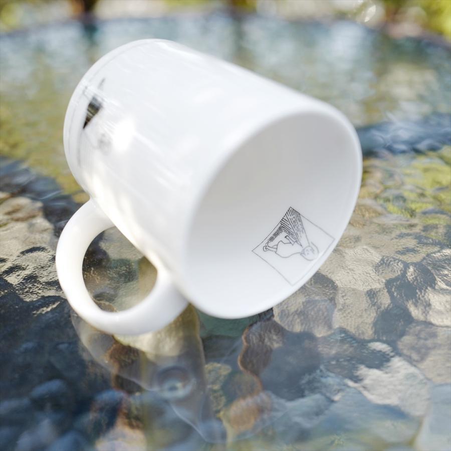 [代官山 蔦屋書店限定] ふっくぶっく マグカップ 『さいごのゆうれい』 d-tsutayabooks 02