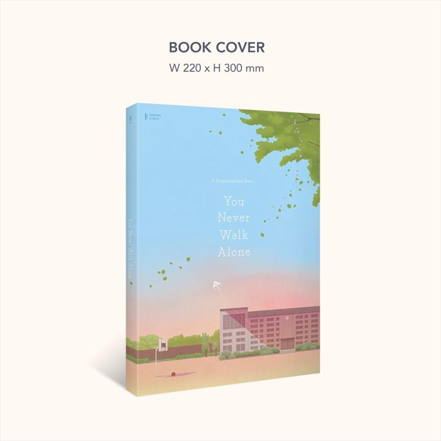A Supplementary Story : You Never Walk Alone (BTS GRAPHIC LYRICS Vol.1)|d-tsutayabooks|03