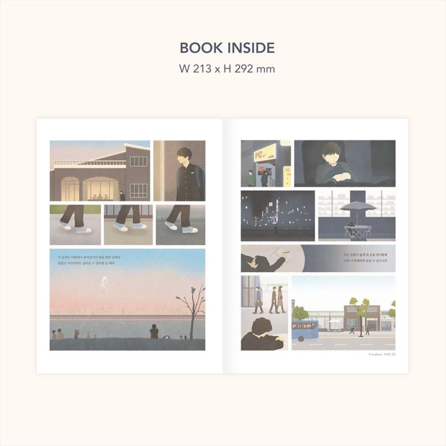 A Supplementary Story : You Never Walk Alone (BTS GRAPHIC LYRICS Vol.1)|d-tsutayabooks|04