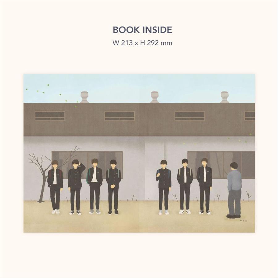 A Supplementary Story : You Never Walk Alone (BTS GRAPHIC LYRICS Vol.1)|d-tsutayabooks|05