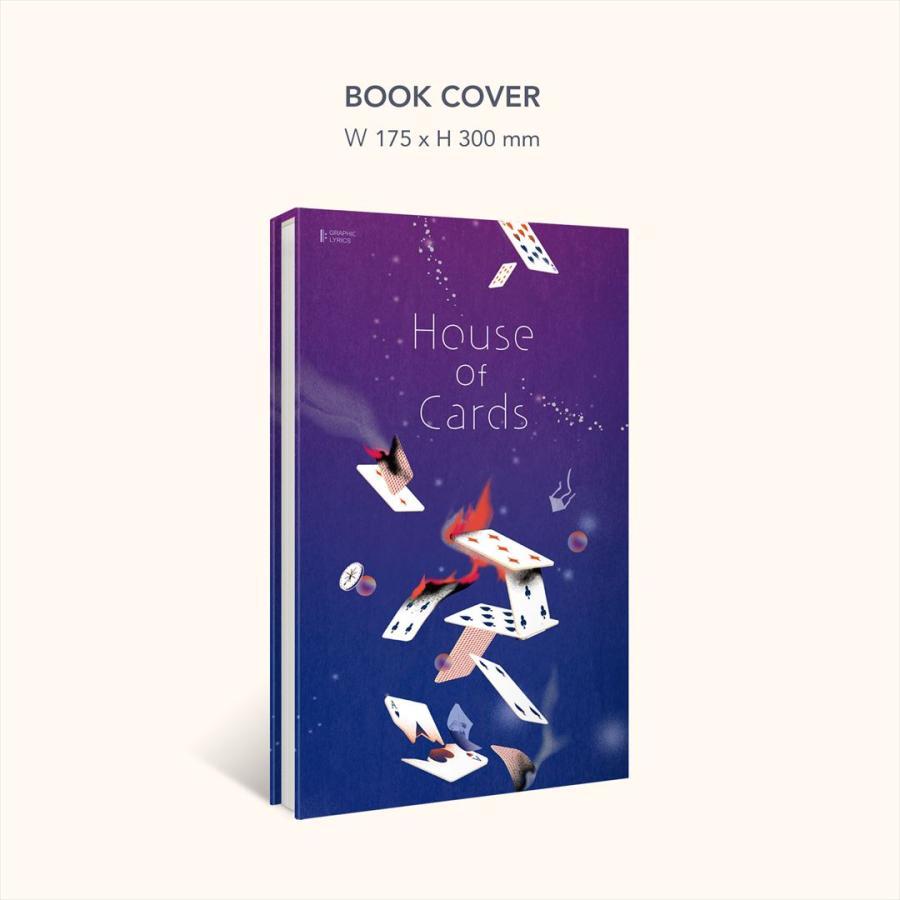 House Of Cards (BTS GRAPHIC LYRICS Vol.3) d-tsutayabooks 03