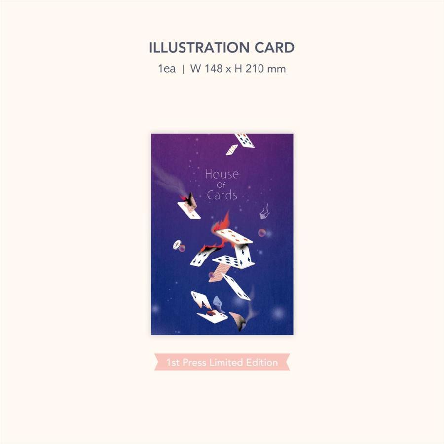 House Of Cards (BTS GRAPHIC LYRICS Vol.3) d-tsutayabooks 05