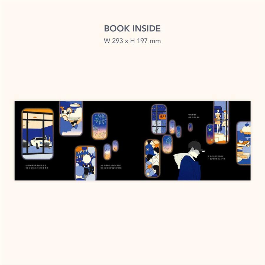 RUN (BTS GRAPHIC LYRICS Vol.4)|d-tsutayabooks|04
