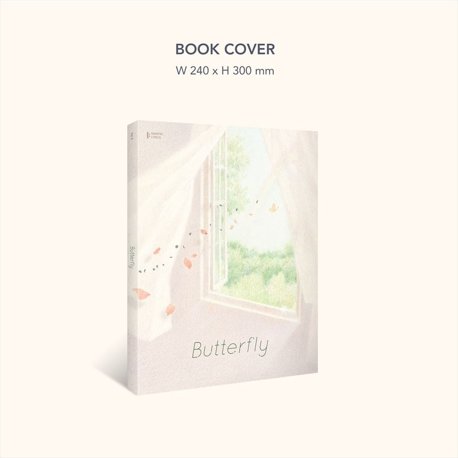 Butterfly (BTS GRAPHIC LYRICS Vol.5)|d-tsutayabooks|03