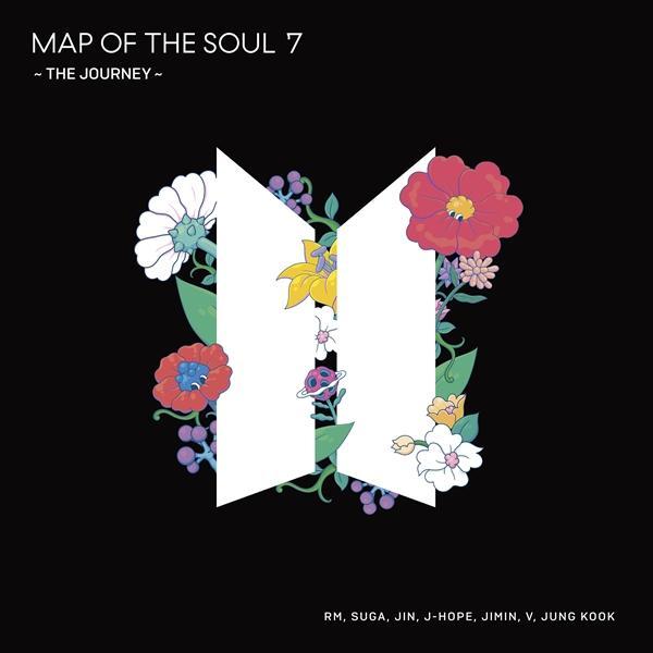 [予約受付中]MAP OF THE SOUL : 7 ~ THE JOURNEY ~ (通常盤・初回プレス)|d-tsutayabooks