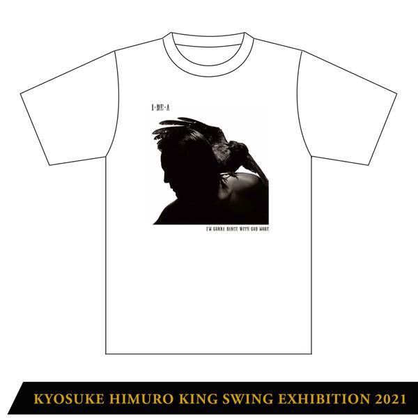 [12月中旬入荷予定 予約受付中] 氷室京介 Tシャツ 「I・DE・A」 d-tsutayabooks