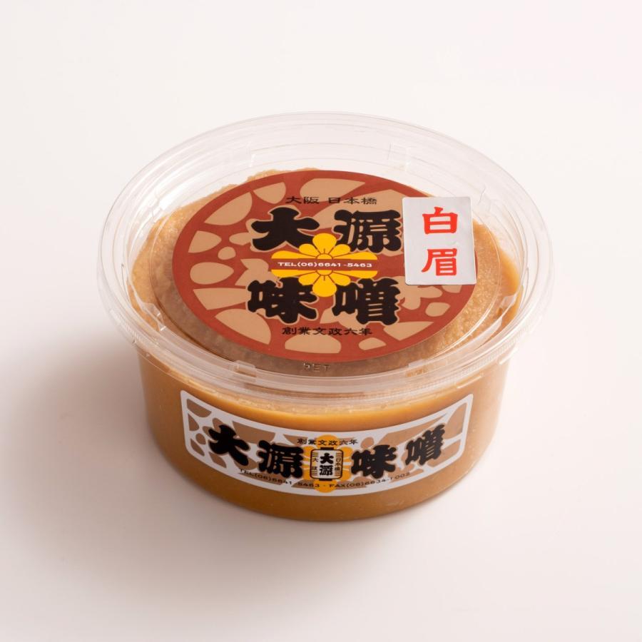 白眉(中辛) 500g|daigenmiso