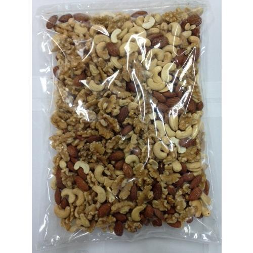 無塩.無添加 ミックスナッツ 1kg (クルミ. 素焼きアーモンド. 素焼きカシュナッツ) daigo0118 03