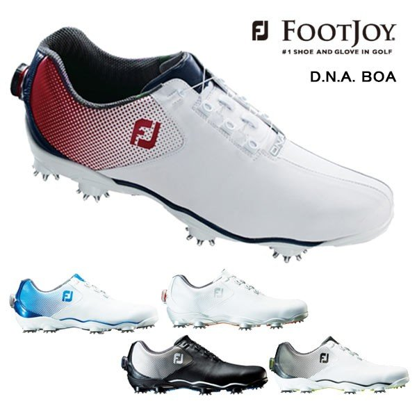 (大特価!)フットジョイ ゴルフシューズ FOOT JOY DNA Boa (ディーエヌエー ボア) 53330 53331 53332 53333 53336 あすつく