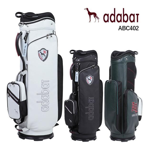 アダバット 軽量 キャディバッグ 9型 プレミアムライトAdabat ABC402