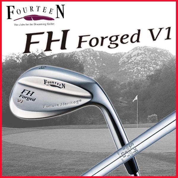 フォーティーン (FOURTEEN) FHフォージド V1ウェッジN.S.PRO 950GH HTシャフト