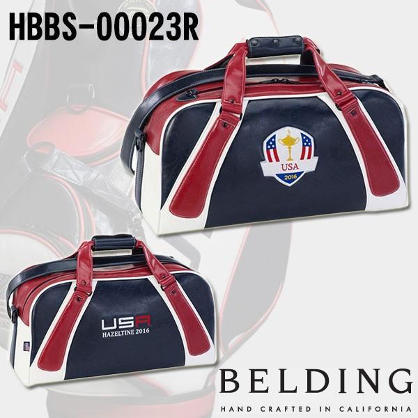ベルディング トラベルバッグ ライダーカップ 2016 リミテッド コレクション HBBS-00023R