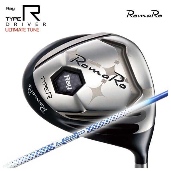 ファッションなデザイン (特注カスタムクラブ) ロマロ Romaro Ray タイプR アルティメット チューン ドライバー シンカグラファイト LOOPプロトタイプ BWシャフト, TシャツスポーツTtimeせとうち広告 30f106b1