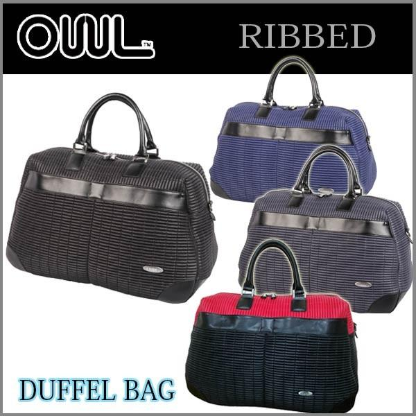 オウル ダッフルバック RIBBED COLLECTION OUUL DUFFELBAG RB6MD