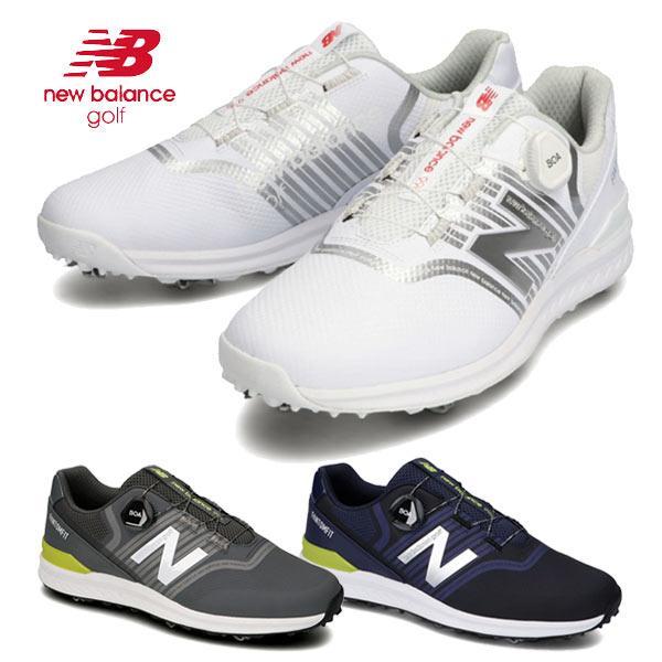 ニューバランス new balance ゴルフシューズ スパイク ボア UGBF996 NB BOA メンズ|daiichigolf