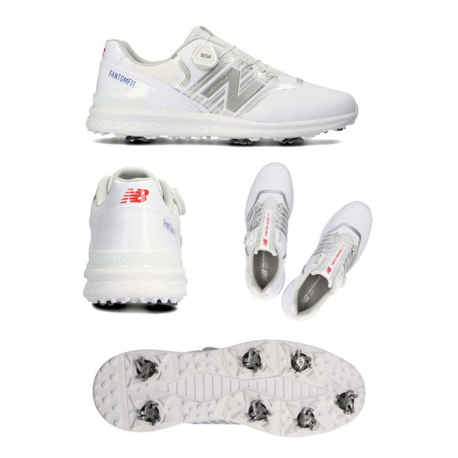 ニューバランス new balance ゴルフシューズ スパイク ボア UGBF996 NB BOA メンズ|daiichigolf|04