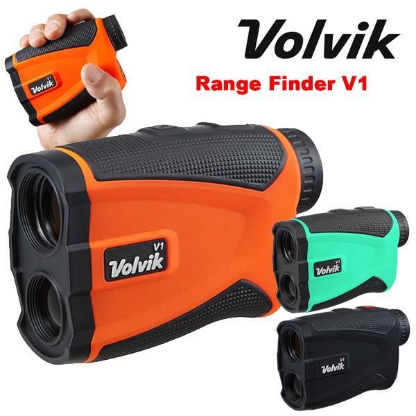 ボルビック レンジファインダー V1 VOLVIK Range Finder V1 レーザー距離計測器 あすつく