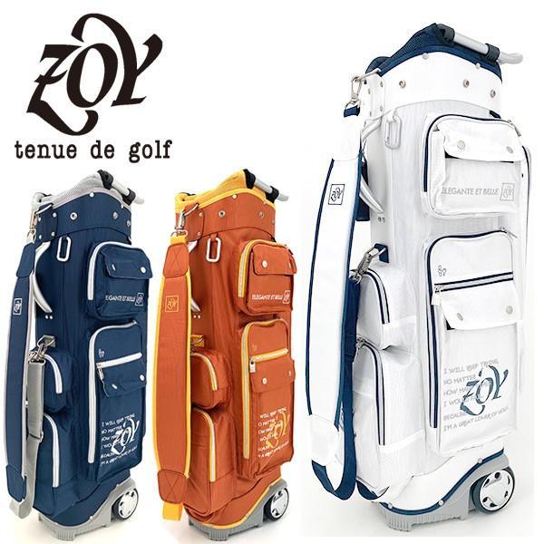 ゾーイ ローラー キャディバッグ 軽量 9型 ZOY 071749862