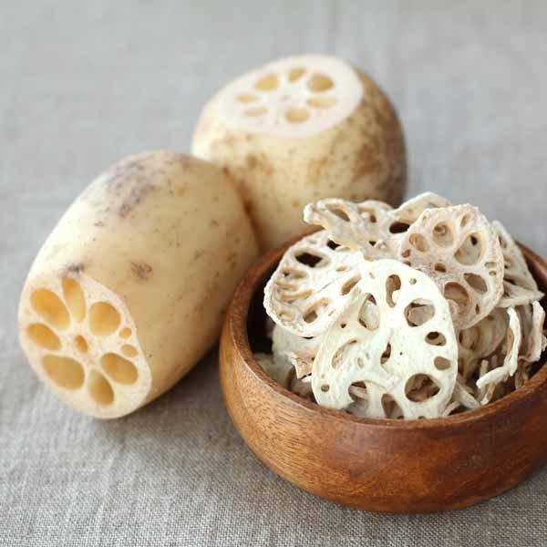 国産 乾燥野菜 乾物八百屋 連島れんこん 30g 岡山県産 |daiki-foods