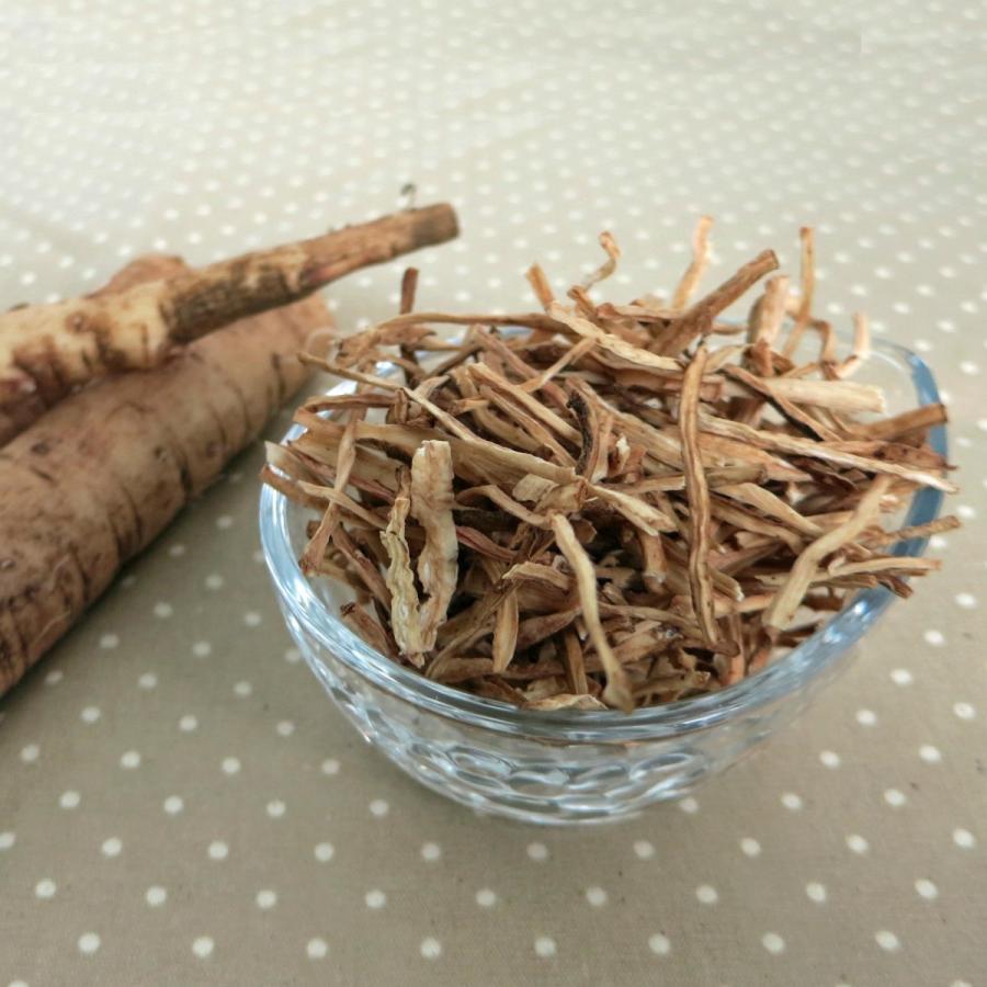 国産 乾燥野菜  乾物八百屋 連島ごぼう 30g 岡山県産|daiki-foods