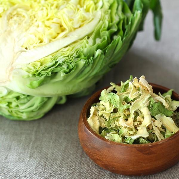 国産 乾燥野菜 乾物八百屋 牛窓キャベツ 40g 岡山県産|daiki-foods
