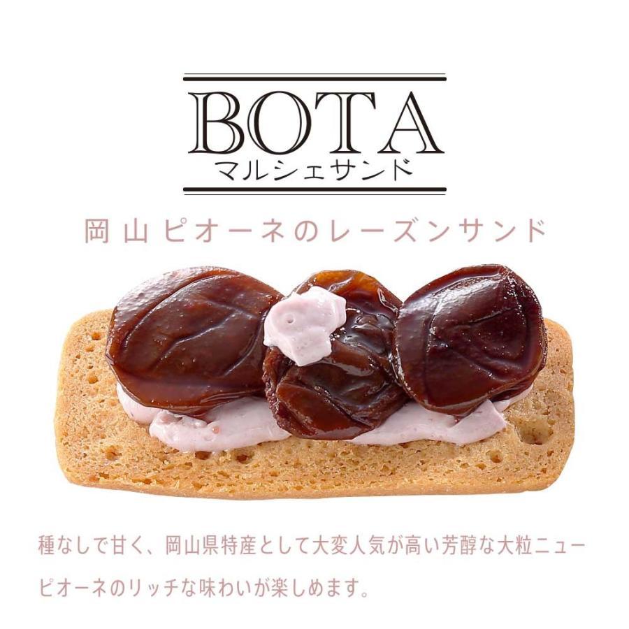 サブレサンドBOTA 岡山ピオーネのレーズンサンド(5個入り)|daiki-foods