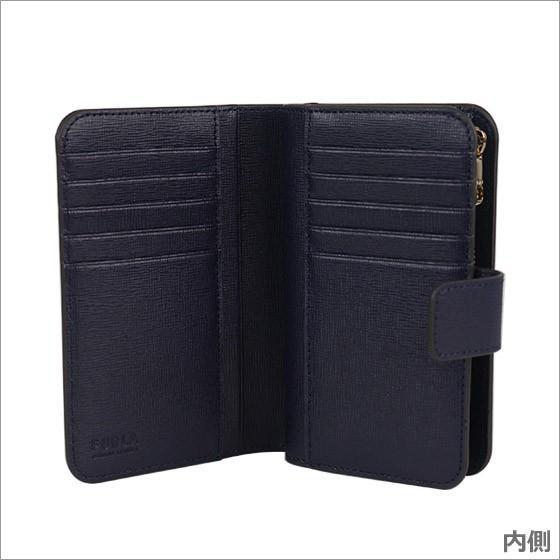 フルラ バビロン 二つ折り財布 BABYLON M ZIP AROUND PCX9 B30 選べるカラー|daily-3|02
