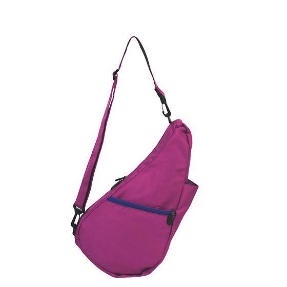 HEALTHY BACK BAG ヘルシーバックバッグ モザイク リバーシブル Sサイズ 6113 BLUE/VERYBERRY|daily-3